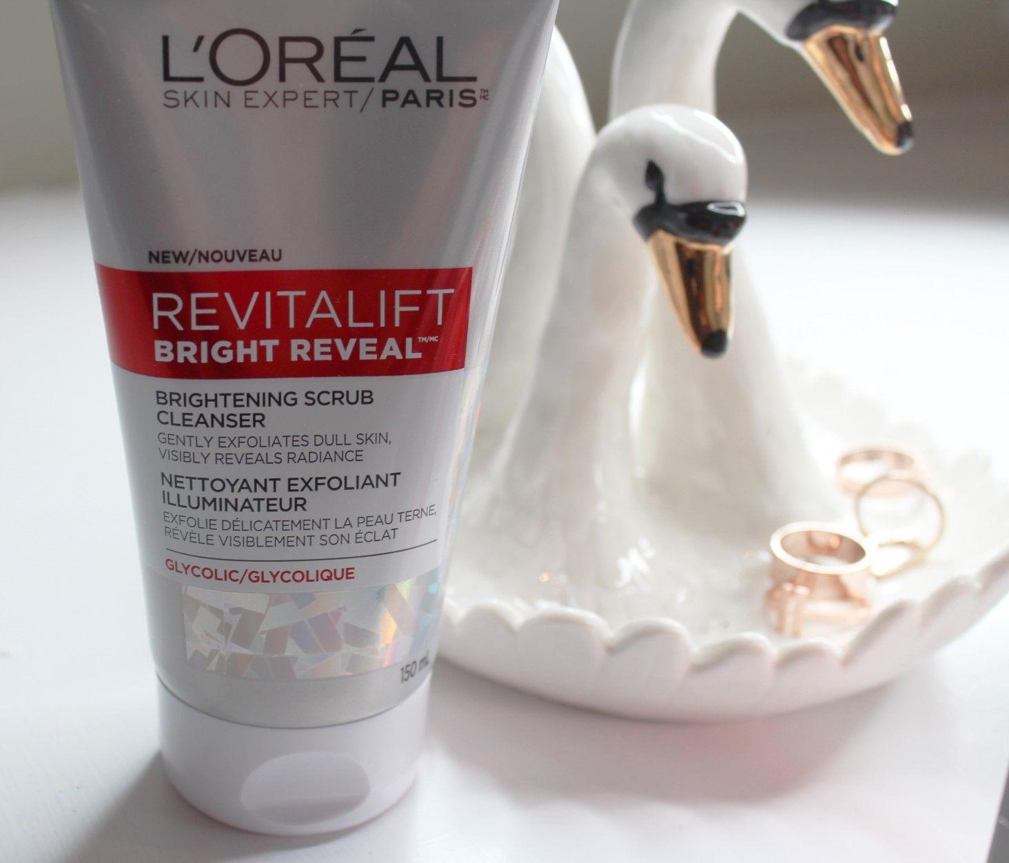 L'Oréal Revitalift Bright Reveal VoxBox [Review] Loreal