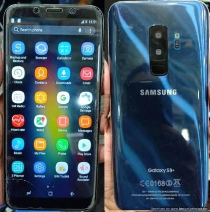 Clone Samsung Galaxy S9 Flash File Dialer Apk Fix Firmware