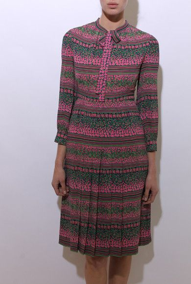 """BTMVintage 1960's """"PLEASANT VALLEY"""" dress available now at ... http://www.btmvintage.com"""
