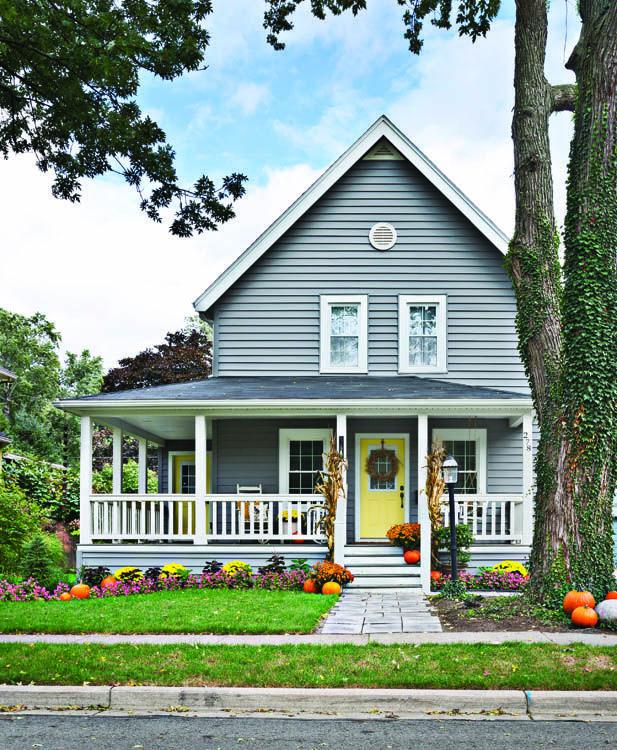 old house new life home decor ideas house home magazine old rh pinterest com