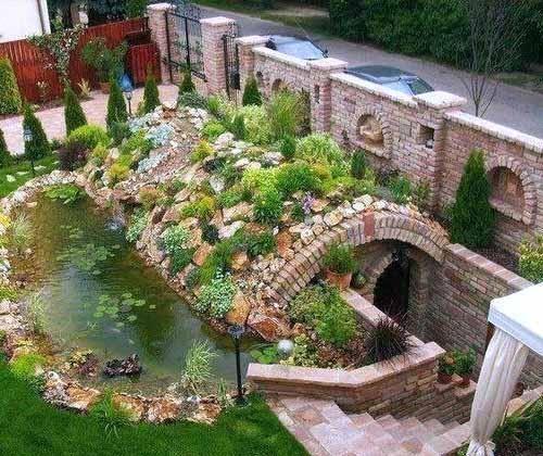 Wurzelkeller Design Und Dekorationsideen Dekorationsideen Design Terracedesign Wurzelkeller Hinterhof Designs Garten Gartendesign Ideen