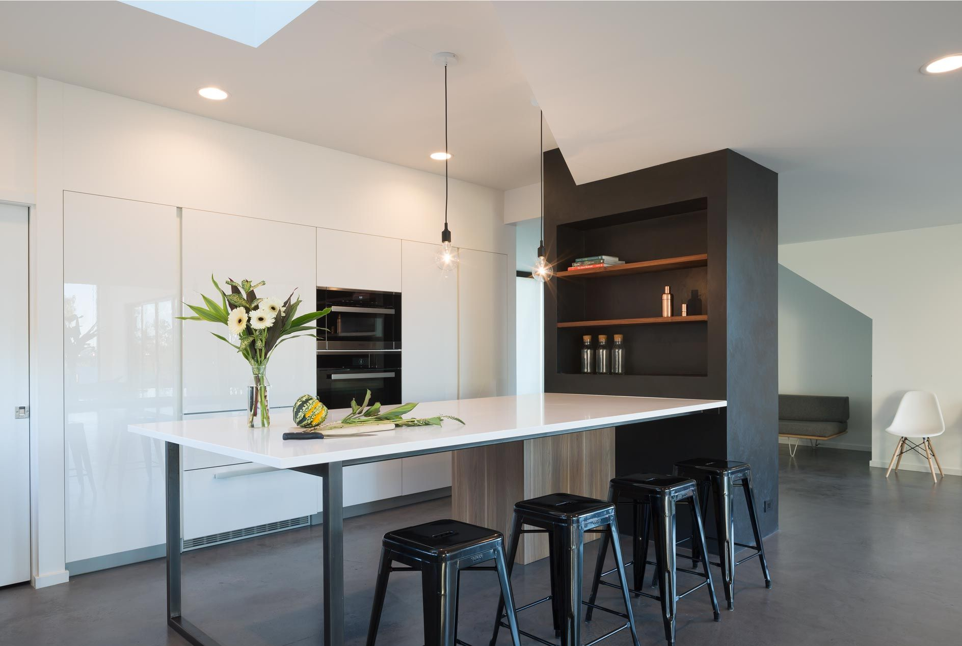 Modern Seattle Home Finds Creative Ways to