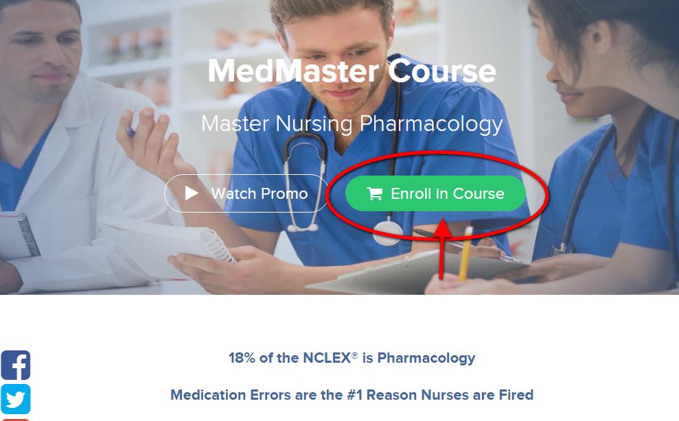 MedMaster Course for Nursing Students NRSNG