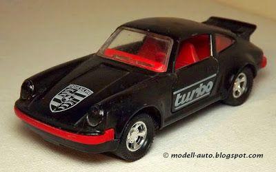 Matchbox Super Kings K70 Porsche Turbo 1979 Hot Wheels Matchbox