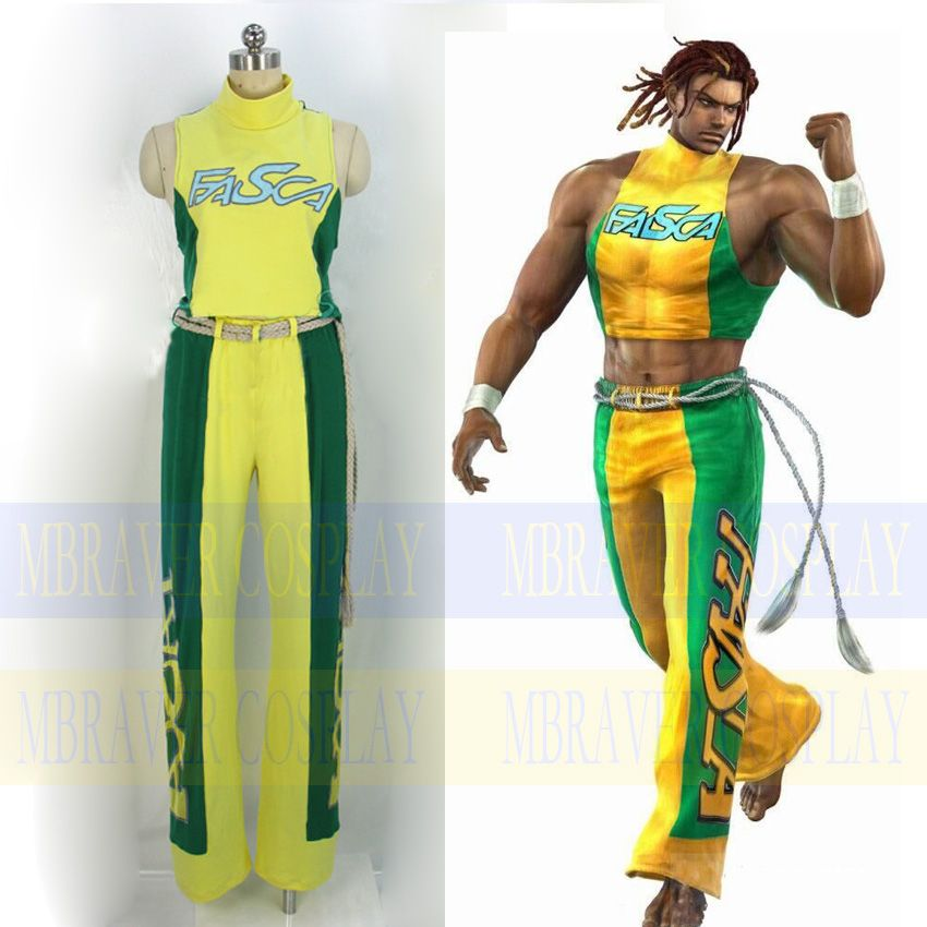 click to buy customized movie tekken 6 cosplay eddy gordo cosplay costume affiliate costume accessories cosplay costumes costumes customized movie tekken 6 cosplay eddy