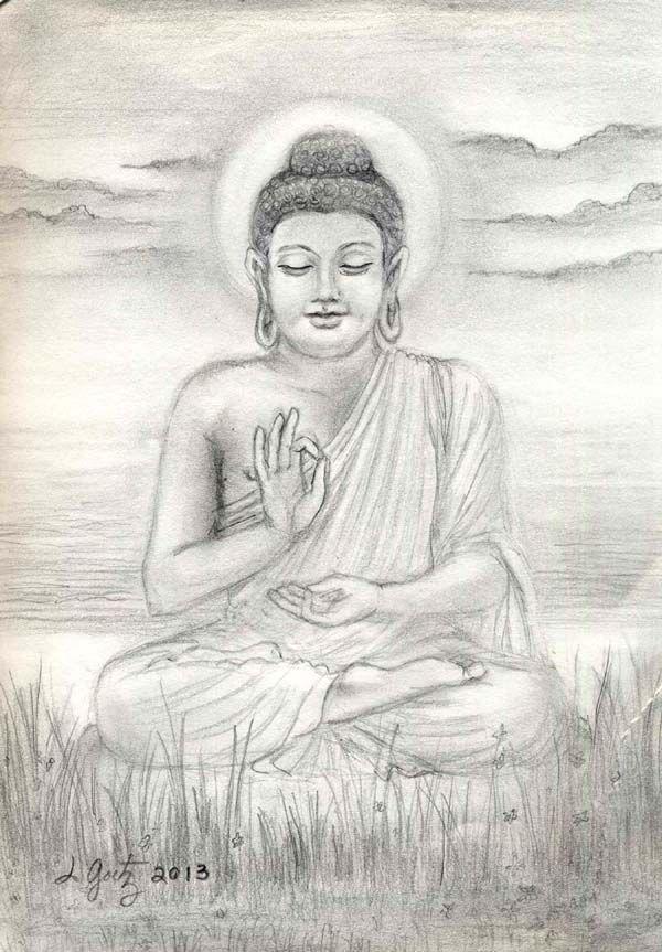 boedha kleurplaten kleuren boeddha