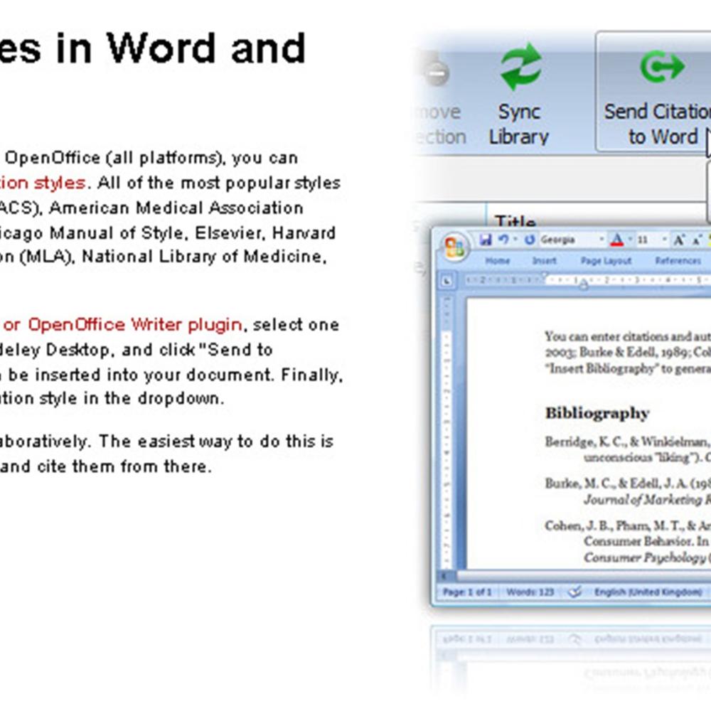 Popular Alternatives to Mendeley for Windows, Mac, Web