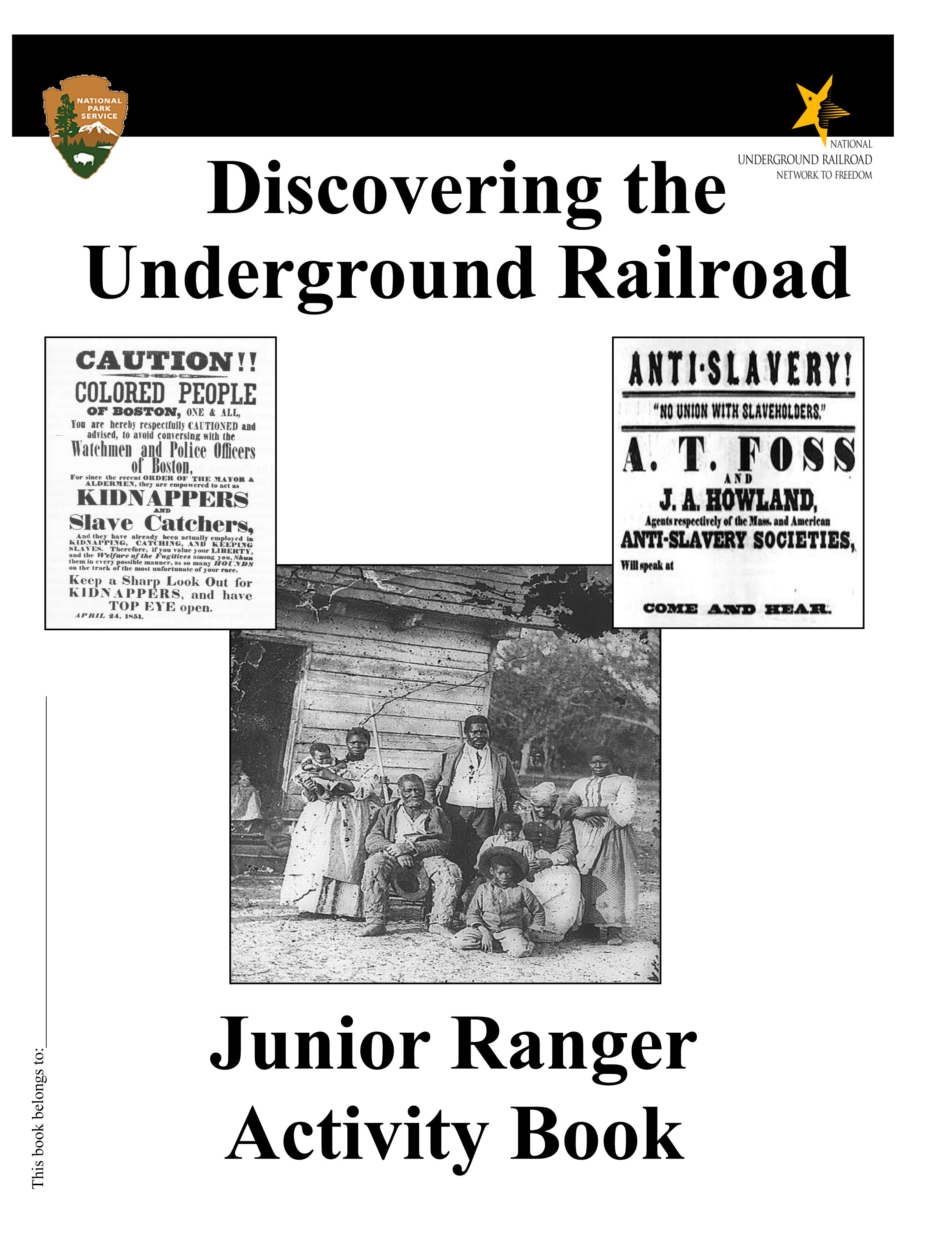 Week 1 Underground Railroad