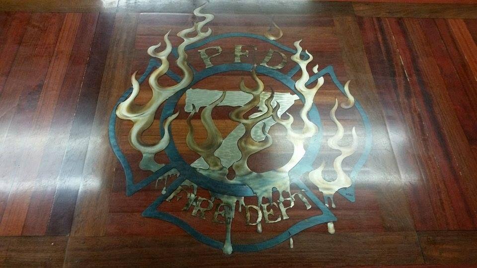 gallery firehouse kitchen tables model city firefighter rh pinterest com