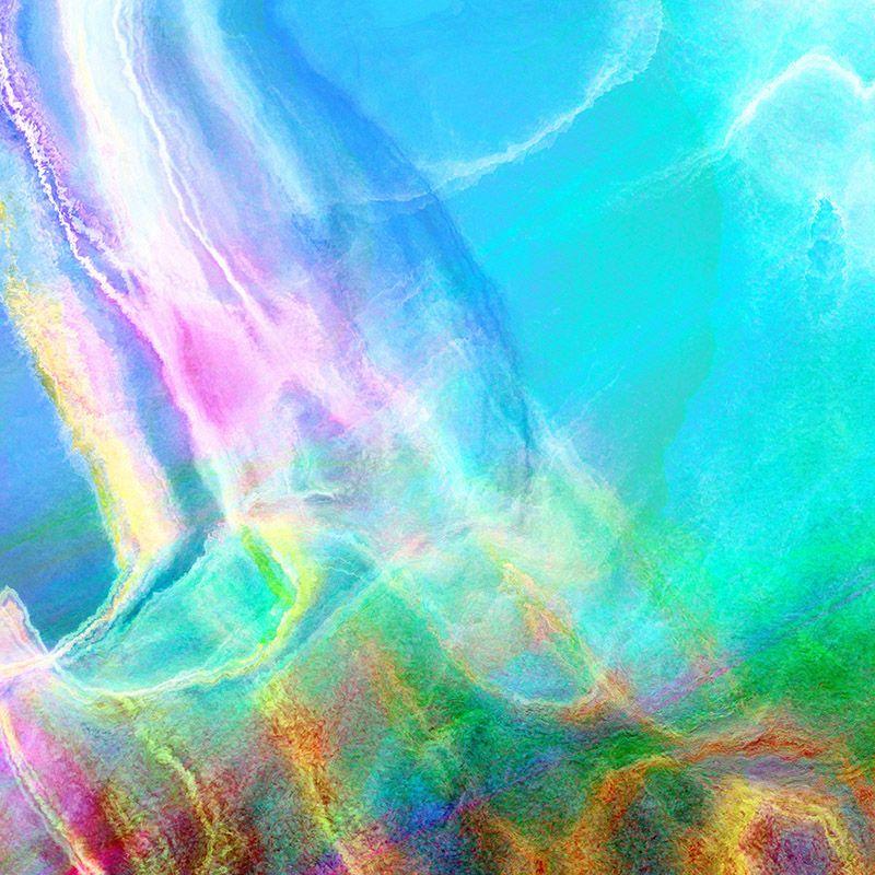 Warm Seas By Jaison Cianelli Contemporary Digital Mixed
