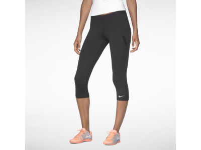 c2d1df18b840a6 Nike Capri Tights Women's Tennis Capris (with ball pocket) | Women's ...