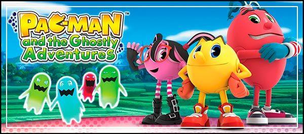 Jogo Pac-Man and the Ghostly Adventures: Trailer e curiosidades do game!