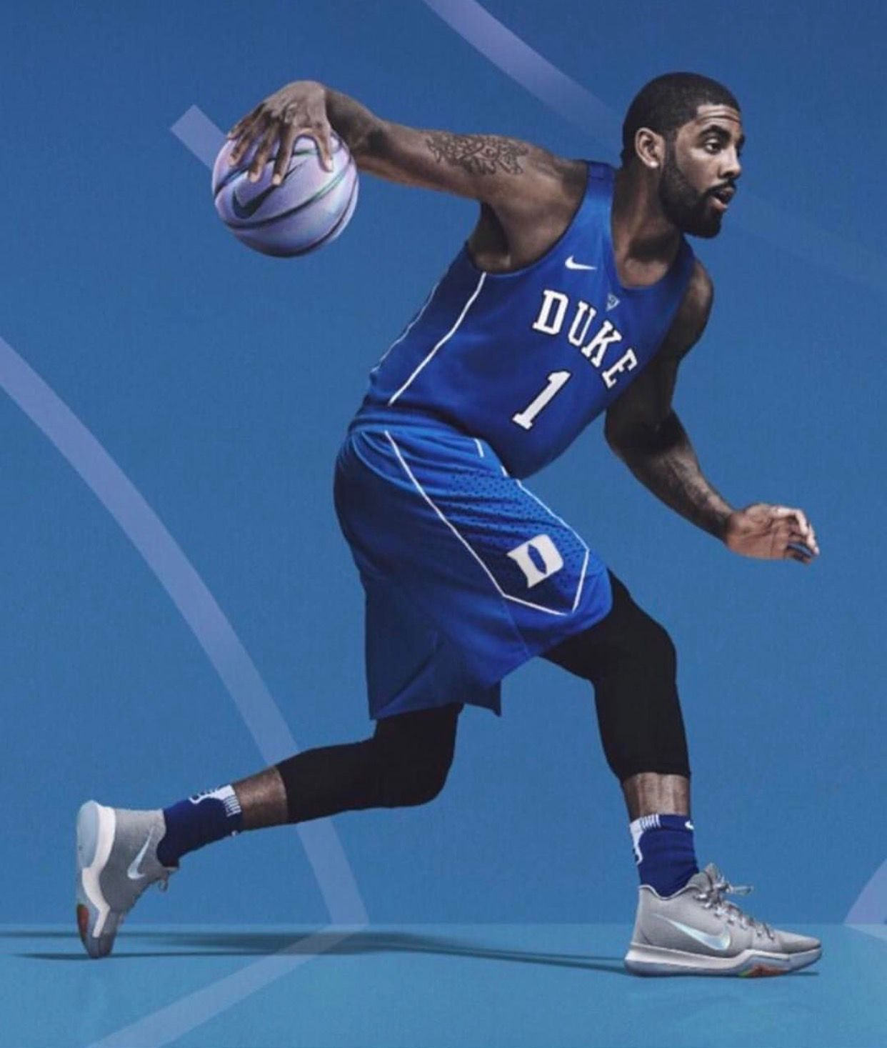 Kyrie Irving: One and done to No. 1 — The Undefeated |Kyrie Irving College