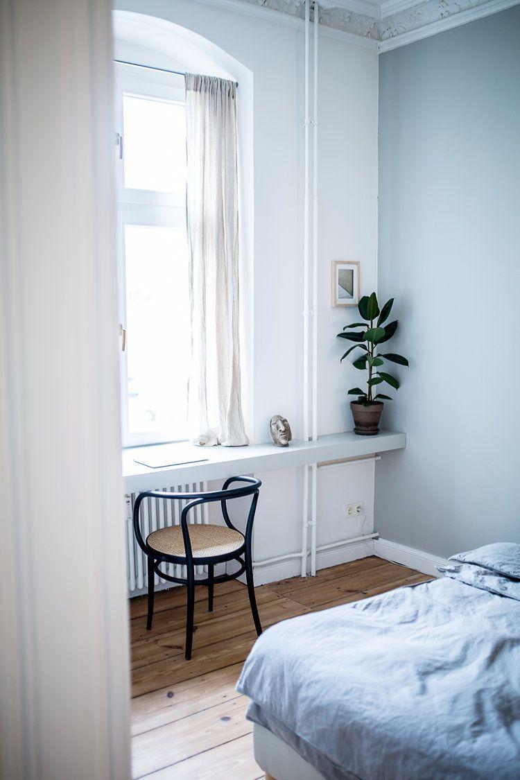 Zu Besuch Bei Selina Lauck Herz Und Blut Interior Design Lifestyle Travel Blog Altbau Schlafzimmer Wohnen Wohnung