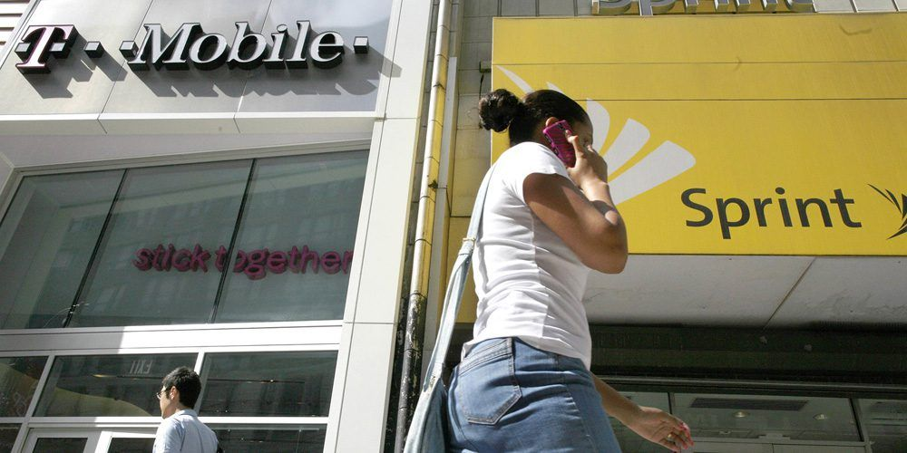 TMobile / Sprint merger 20180429 by 2019 •• 26B plan