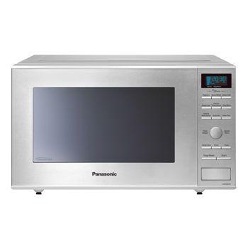 Costco Panasonic Stainless Steel Microwave Stainless Steel