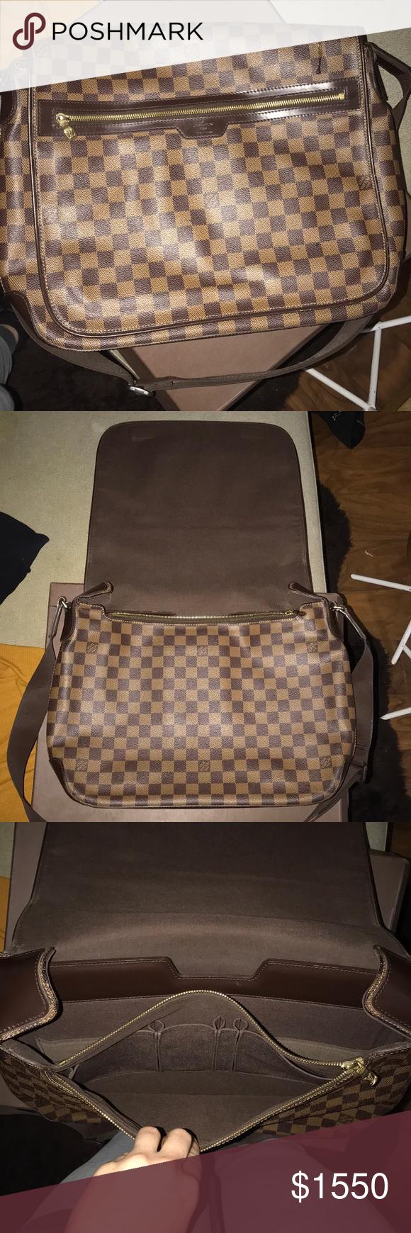 818654c370e6 Beautiful Louis Vuitton Beautiful Louis Vuitton computer bag 💼 Poshmark  authenticates all purchases over  500 so