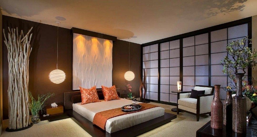 6 Modern Japanese Bedroom Design With Minimalist Interior ...