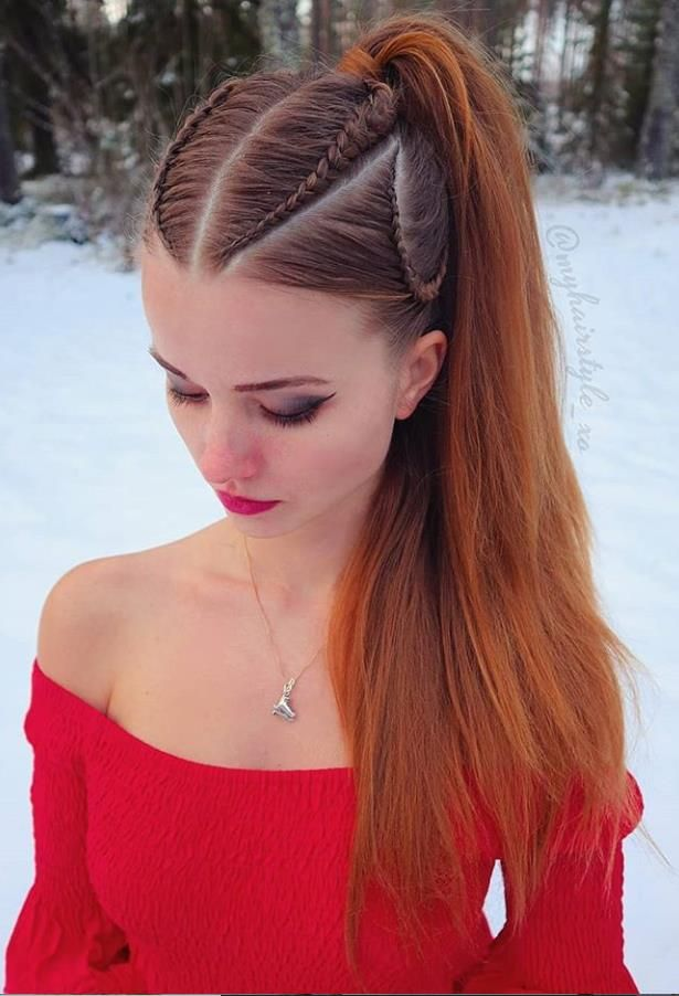 How To DIY Your Braided Hair For Long And Medium Length ...