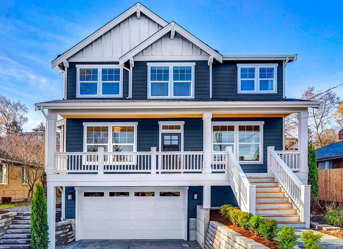Plan 785006KPH: Craftsman House Plan with Drive-Under ...