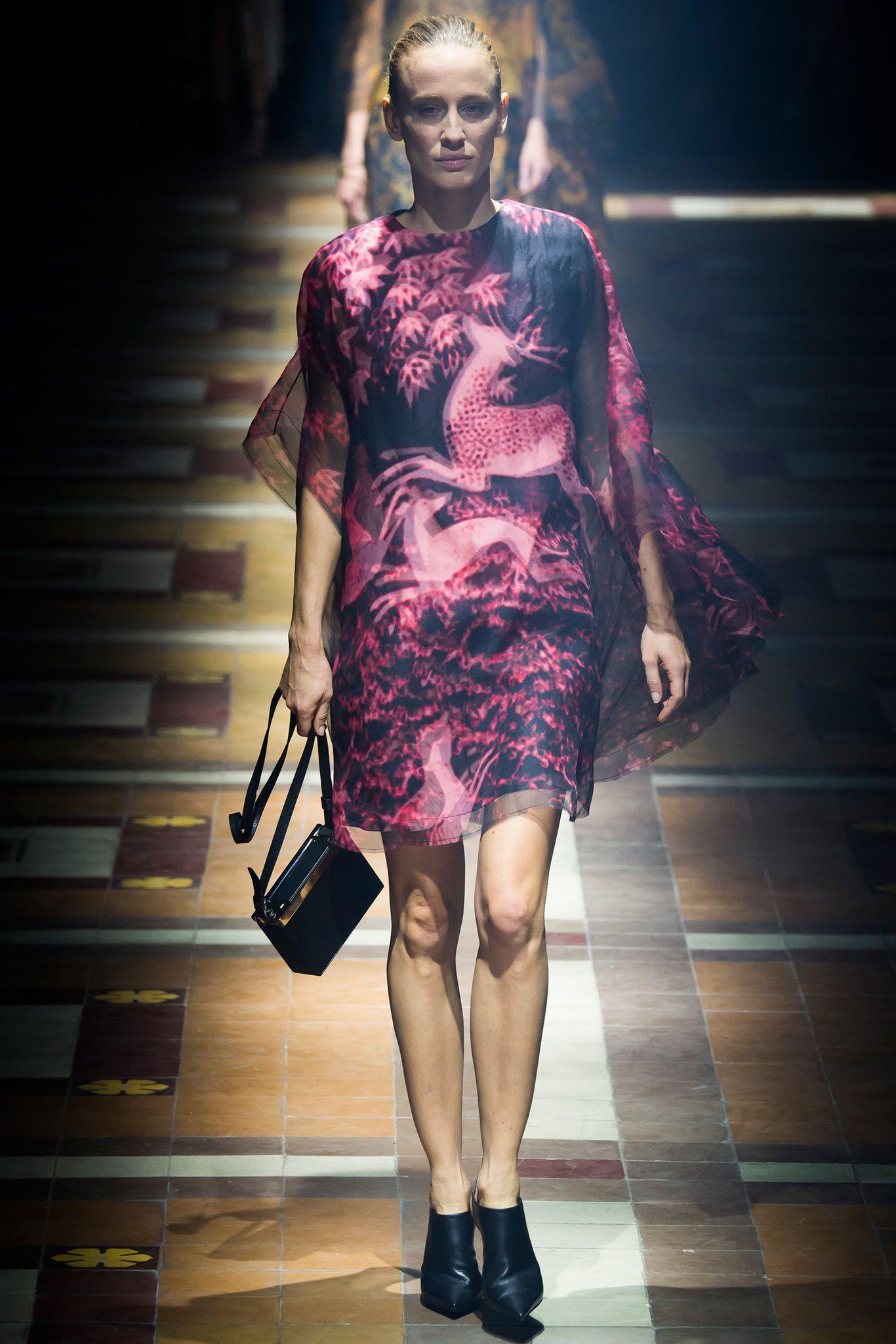 Lanvin Spring 2015 Ready-to-Wear Fashion Show - Marie Piovesan