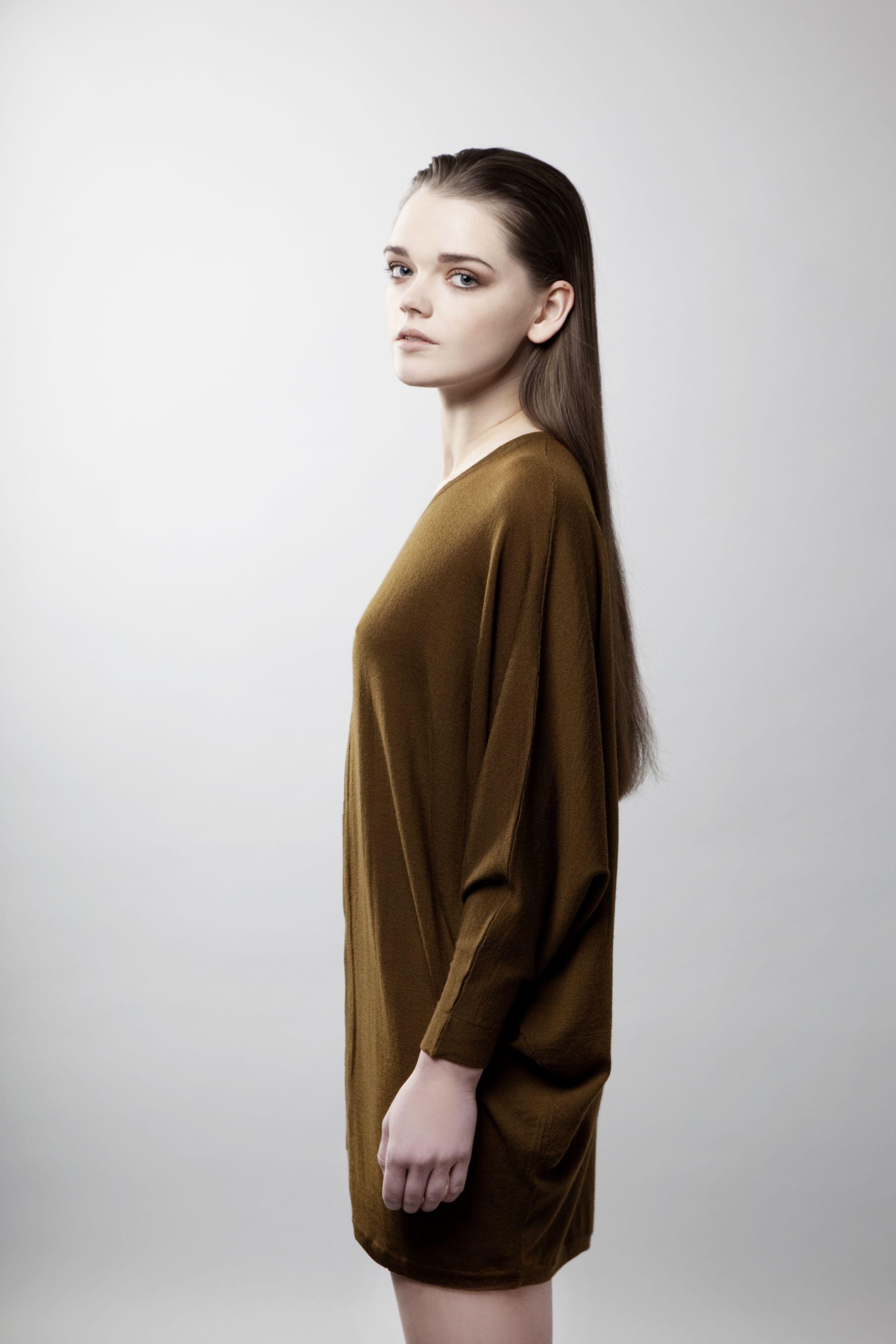 MASKA Karin long cardigan | 100% extra fine Merino wool | Knitted in Nepal