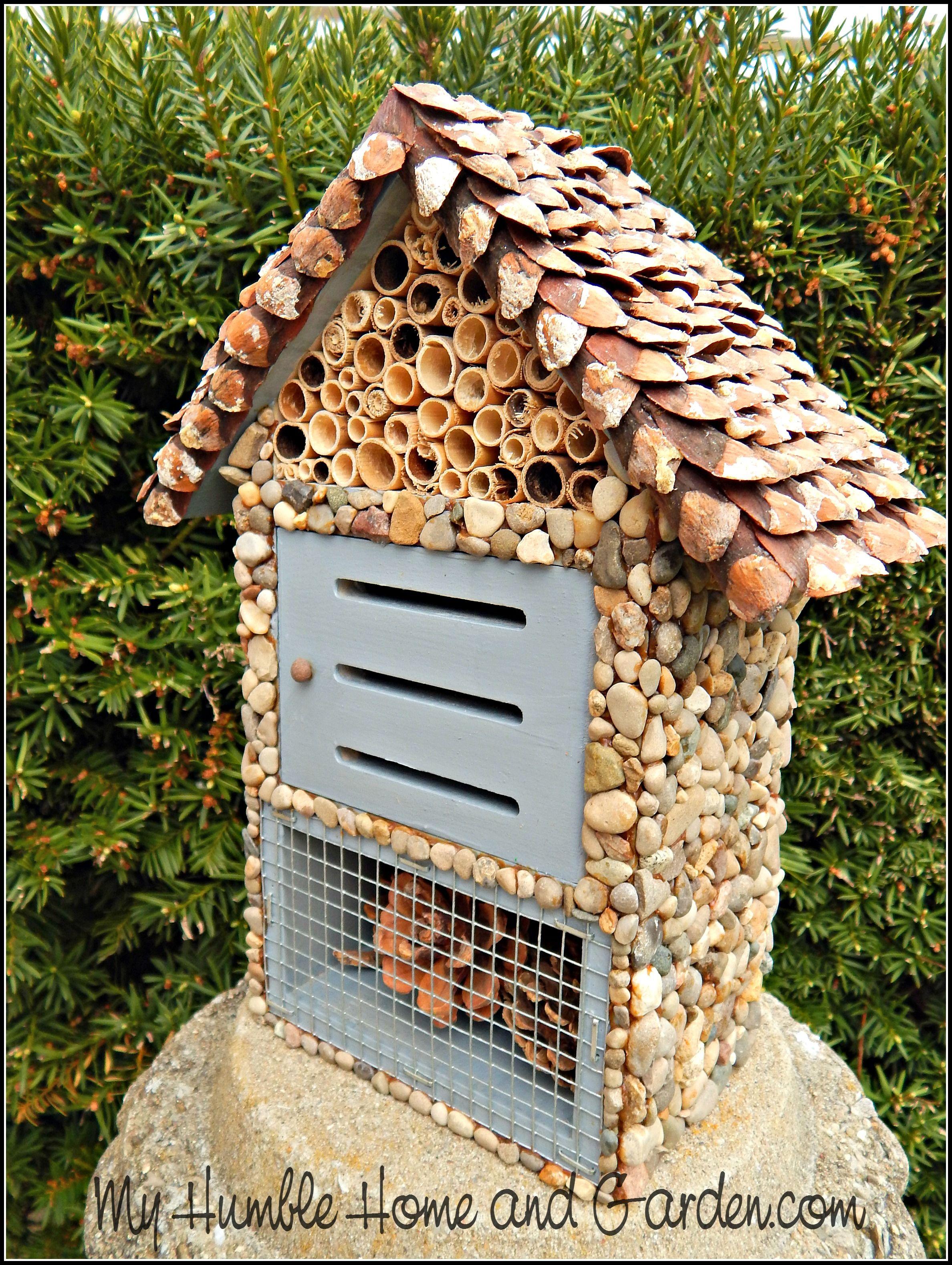 How To Make Your Own Adorable Ladybug House! Ladybug