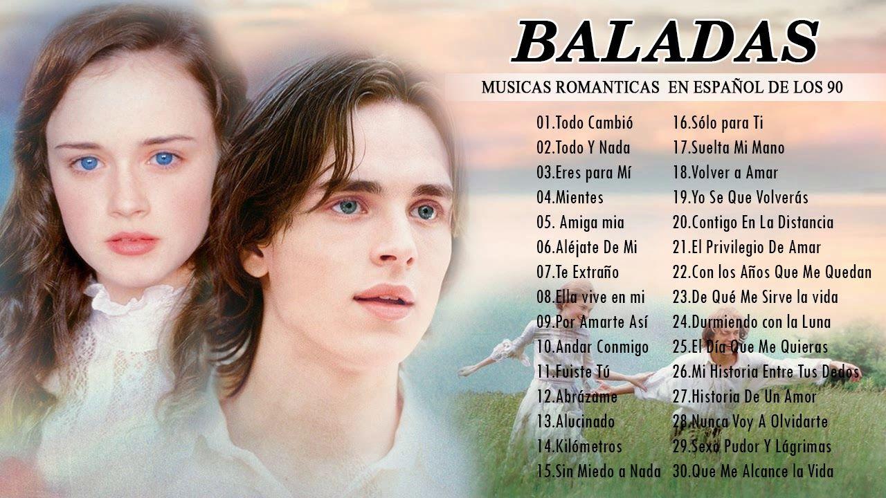Musica Romantica 70 80 90 Para Trabajar Y Concentrarse Baladas
