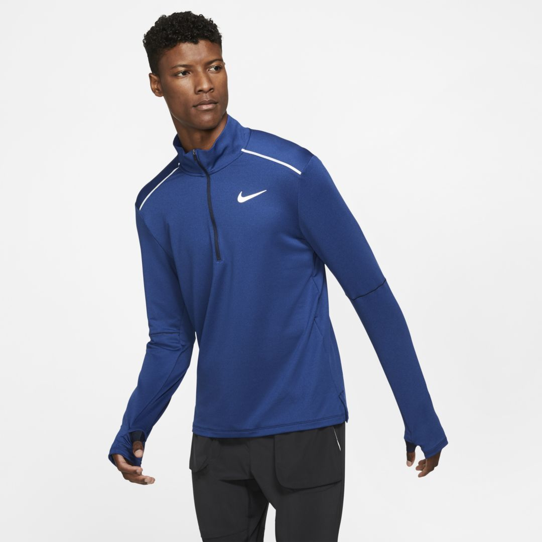 Photo of Nike Element 3.0 Men's 1/2-Zip Running Top. Nike.com