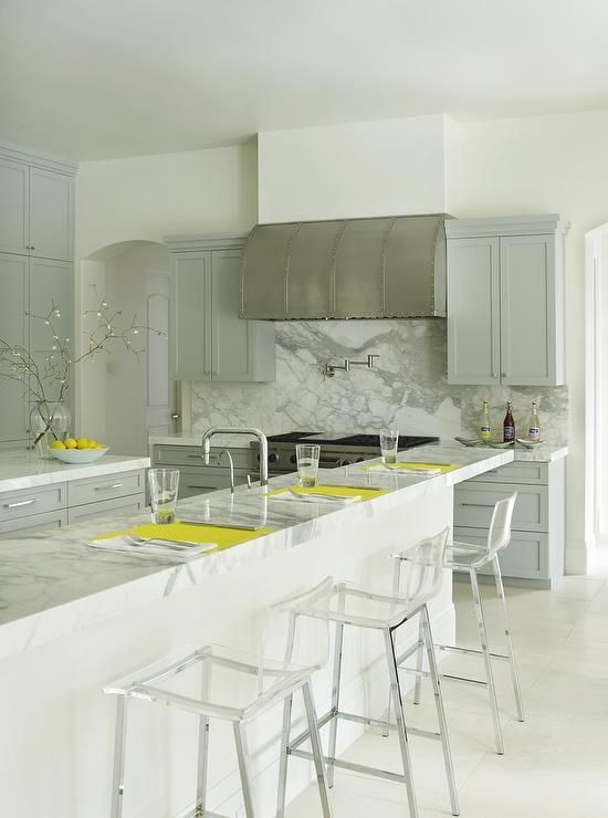 gray kitchen with yellow accents contemporary kitchen kitchen design transitional kitchen home on kitchen ideas yellow and grey id=22092