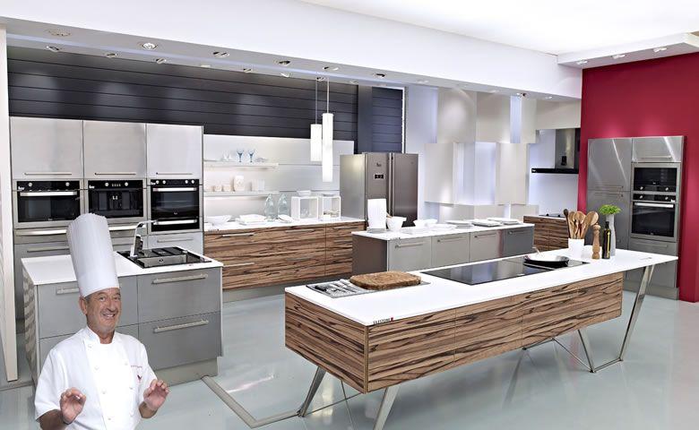 Cocina teka cocinas pinterest app - Cocina encimera teka 4 platos ...