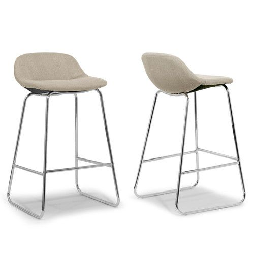 "Found it at AllModern - 28"" Bar Stool"