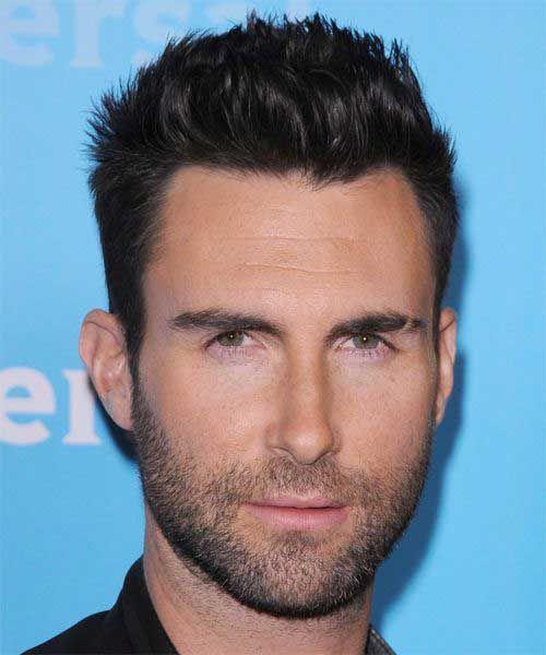 Image Result For Adam Levine Spiky Hair Adam Levine Hair Adam Levine Haircut Straight Hairstyles
