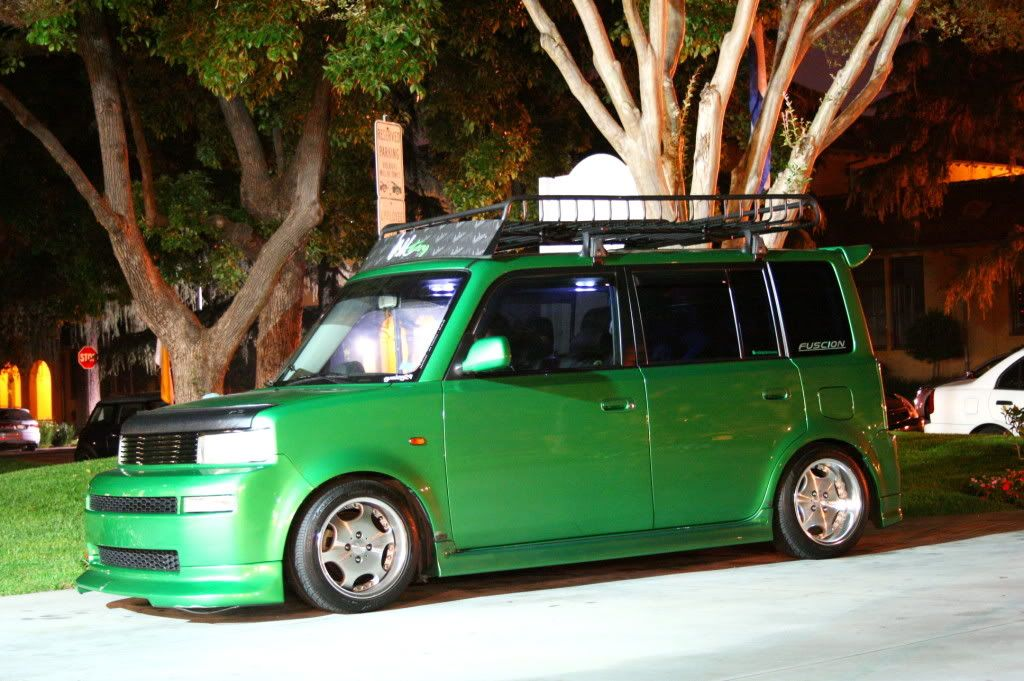 My Yakima Roof Rack Set Was Stolen Toyota Scion Xb Scion Xb Roof Rack