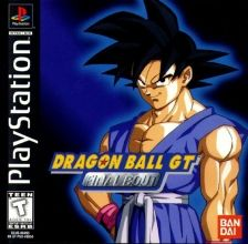 Dragon Ball Gt Final Bout Sony Playstation Cover Artwork Com