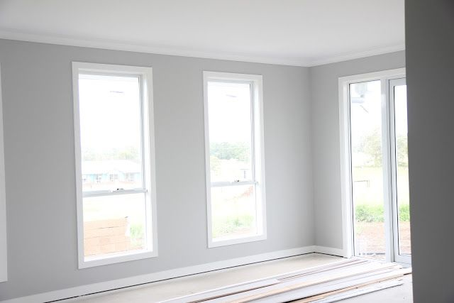 Building Our House Of Grey And White Dulux Tranquil Retreat Future Home Pinterest Grey