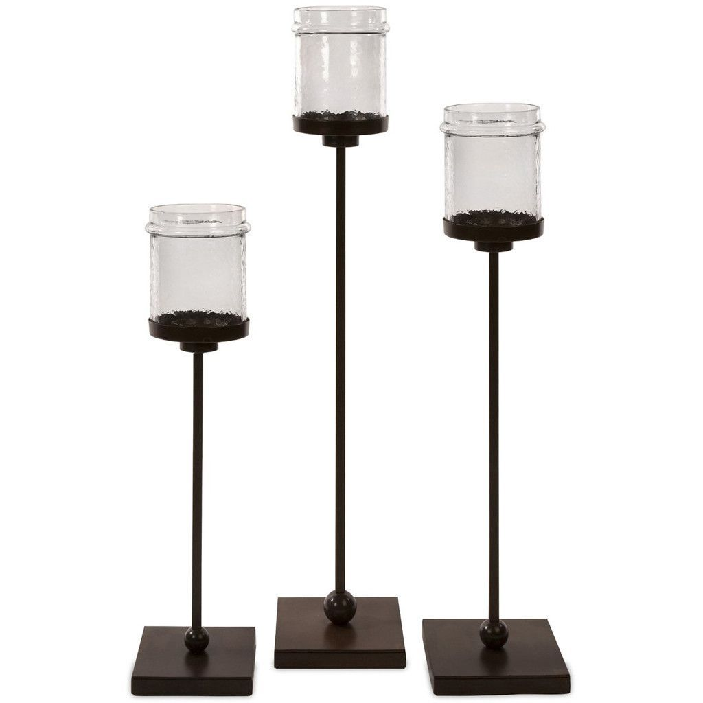 Fannin floor candle holders set of recetas para cocinar