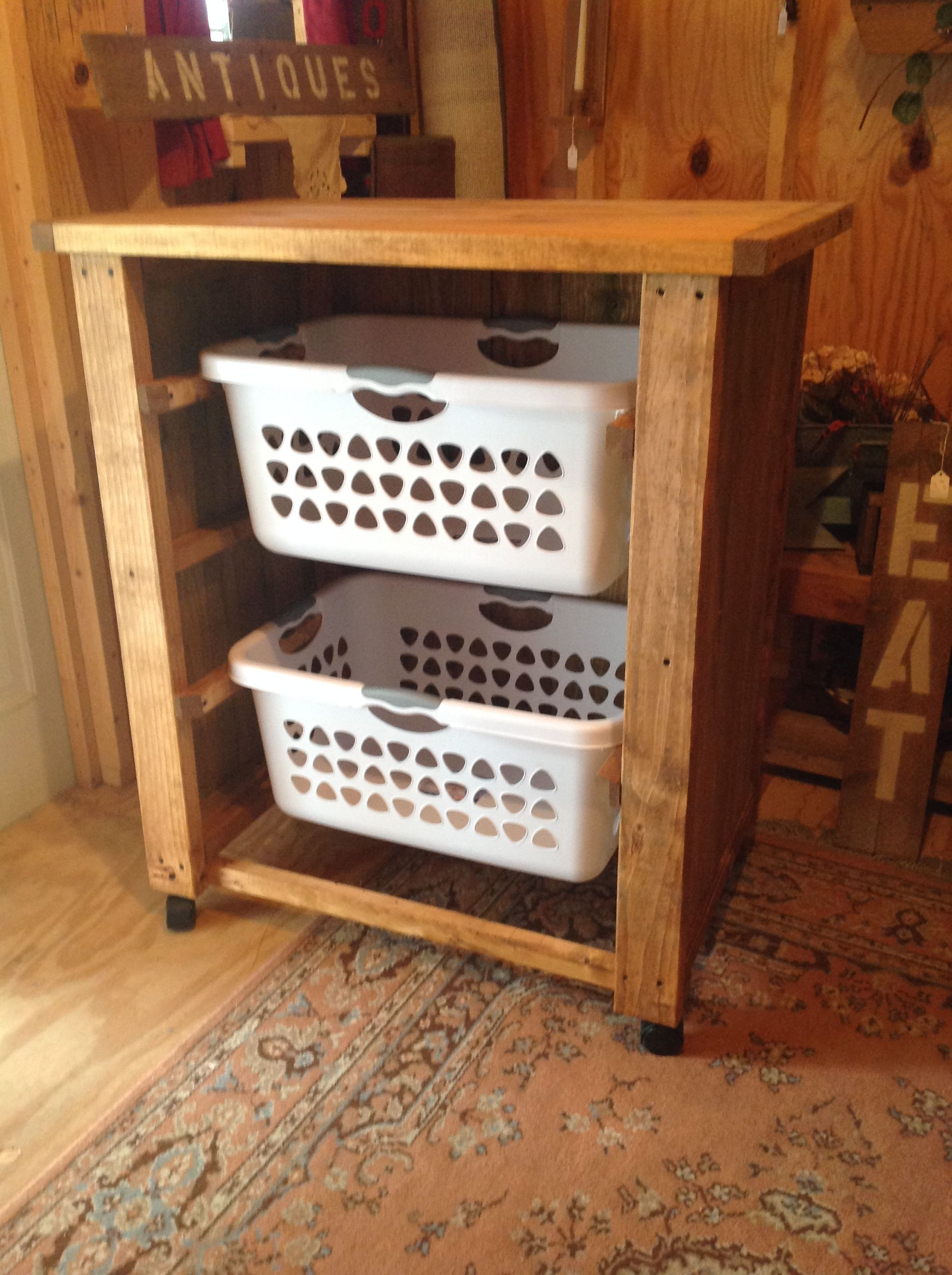 Laundry Basket Holder Made By Wooden Wonders Laundry Basket Holder Wooden Basket Laundry Room Decor