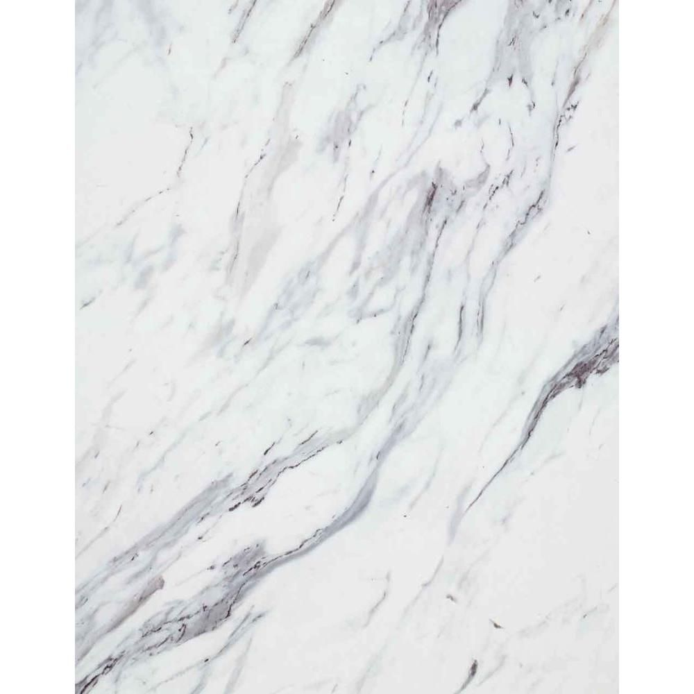 Laminate Countertop Sheet In Calcutta Marble Textured Gloss At The Home  Depot.