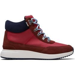 Photo of Toms Shoes Waterproof Red Nylon And Suede Cascada Sneakers For Women – Size 42.5 TomsToms