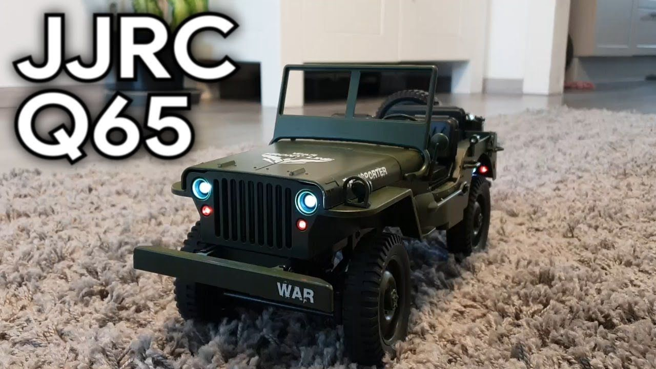 Jjrc Q65 Fully Proportional Cheap Jeep Willys Mb Jeep Willys Jeep Cheap Jeeps Willys Mb