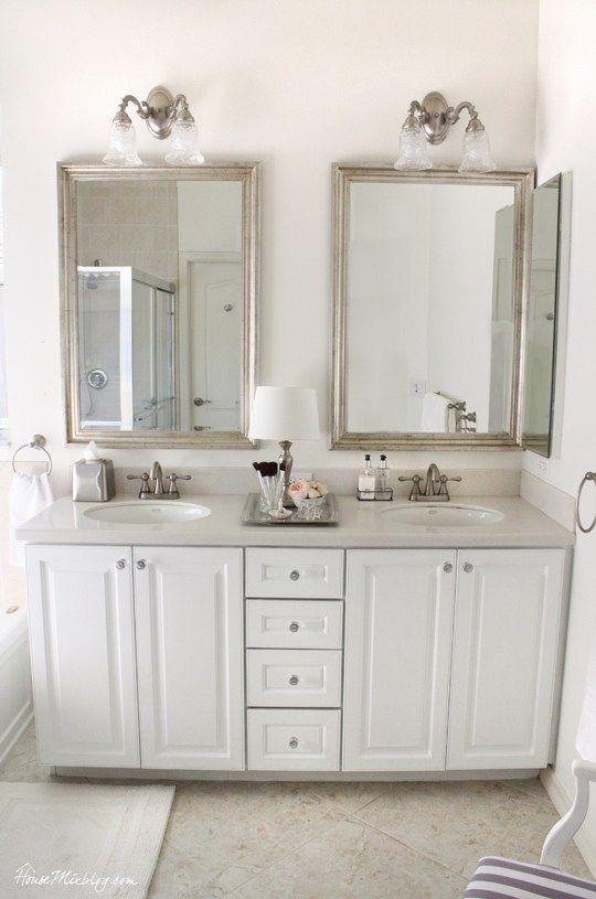 White Flour Favorite Paint Colors Blog Master Bathroom Update