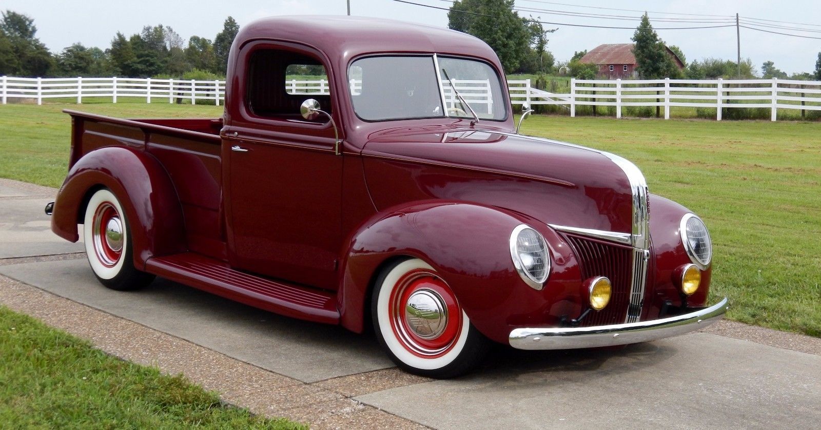 Awesome great 1940 ford truck 1941 ford truck street rod resto mod all new