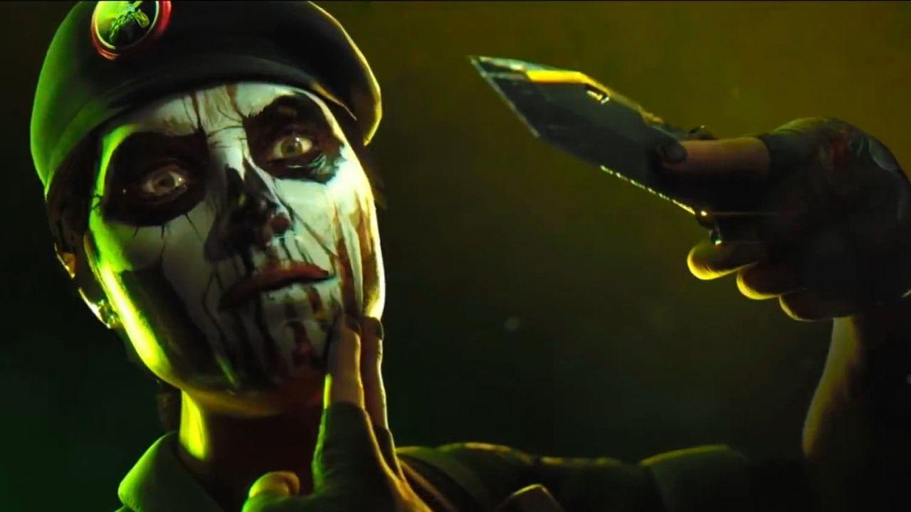Rainbow Six Siege All Cinematic Trailers Jackal Operator Mira Free Habilidades