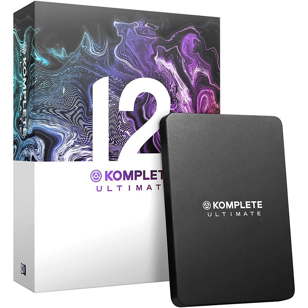 Komplete 12 Ultimate Upgrade from SELECT in 2019 | Products