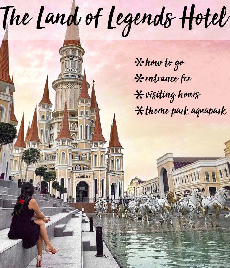 Antalya Land Of Legends Hotel Antalya Hotels Where Is Land Of Legends Hotel Places To Visit Antalya How Can I Go To Turkey Hotels Turkey Travel Antalya