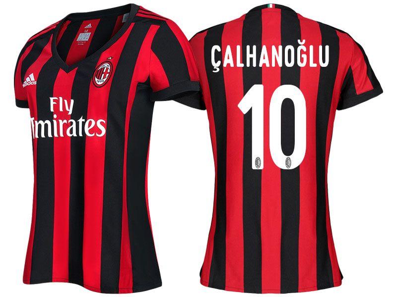 Pin On Cheap Ac Milan Soccer Kit Jersey Shirt
