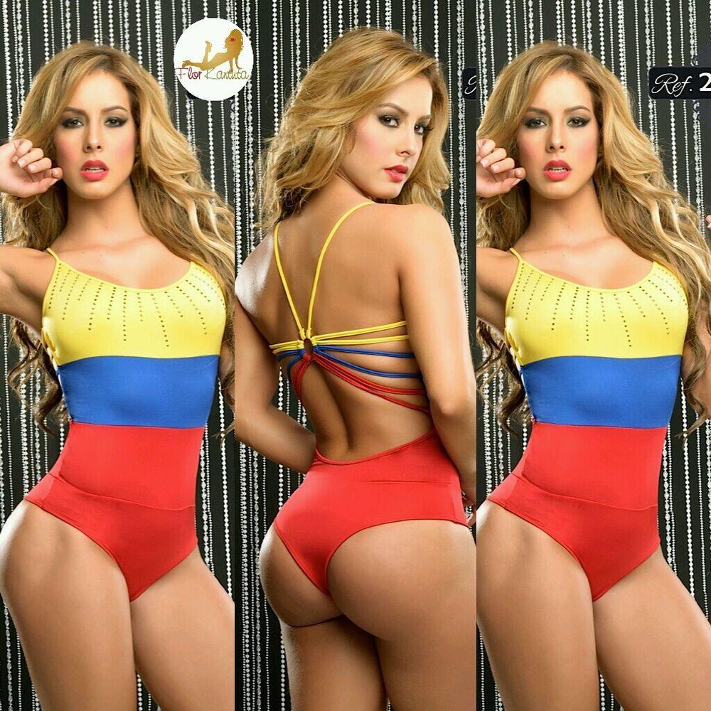 Colombia bikini open