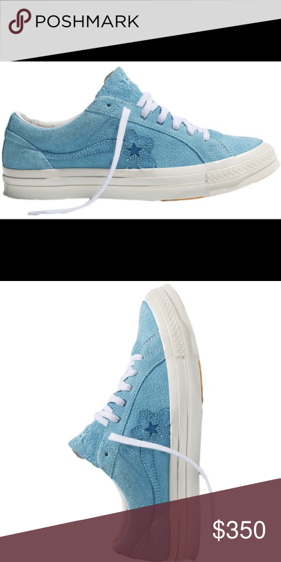 784de89613ec Converse Golf Le Fleur Brand new and also includes 3 different colored  laces