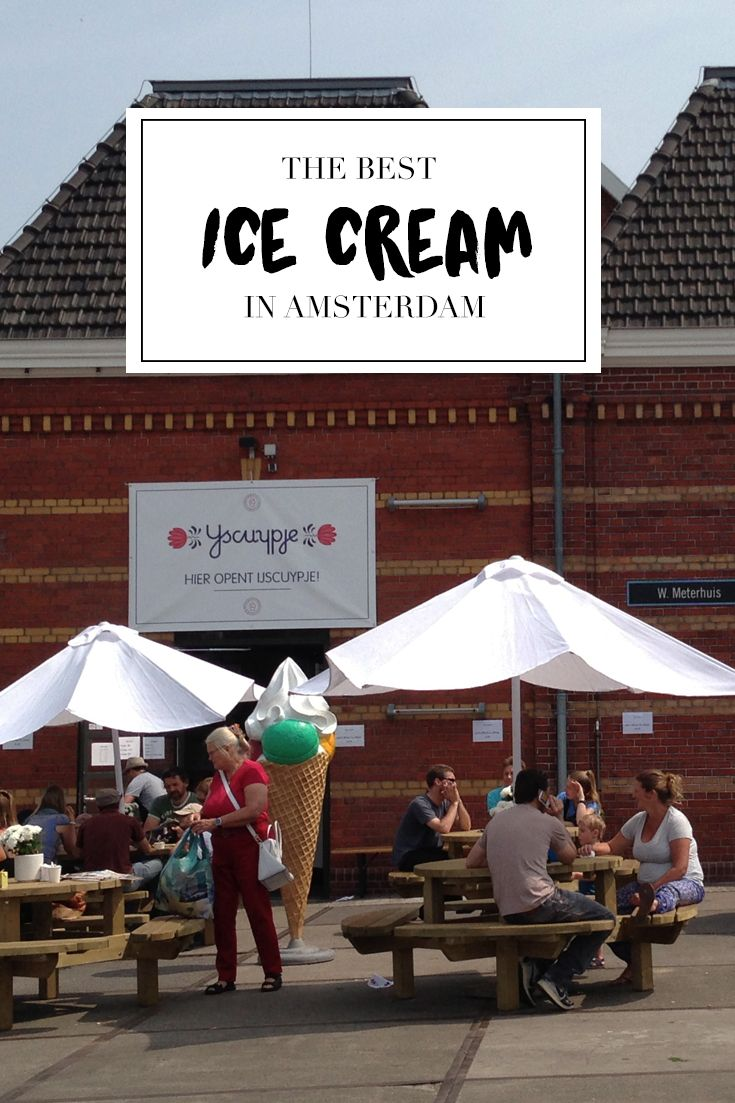 """We love ice cream! Go to http://www.yourlittleblackbook.me/ice-cream-in-amsterdam/ for the 13 x best ice cream in Amterdam to eat this summer! Planning a trip to Amsterdam? Check http://www.yourlittleblackbook.me/ & download """"The Amsterdam City Guide app"""" for Android & iOs with over 550 hotspots: https://itunes.apple.com/us/app/amsterdam-cityguide-yourlbb/id1066913884?mt=8 or https://play.google.com/store/apps/details?id=com.app.r3914JB"""